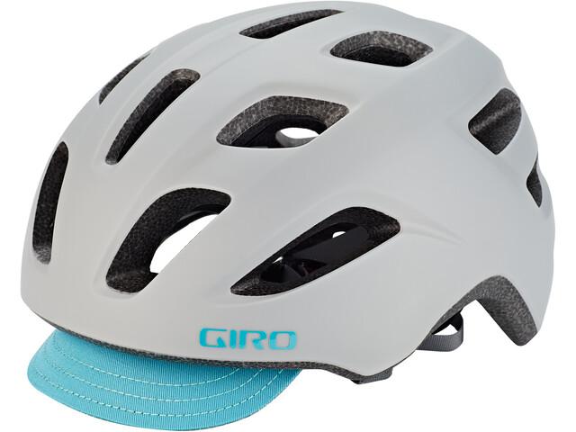 Giro Trella Cykelhjelm Damer, matte grey/dark teal